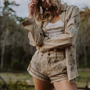 Spell Wanderer Shorts
